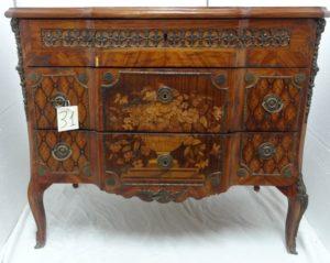 Tasaci n de antiguedades c mo distinguir diferentes modelos de patas en un mueble antiguo - Como tasar muebles antiguos ...