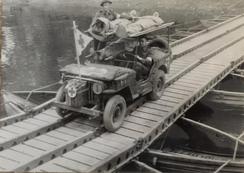 Fotografía de Robert Capa Segunda Guerra Mundial